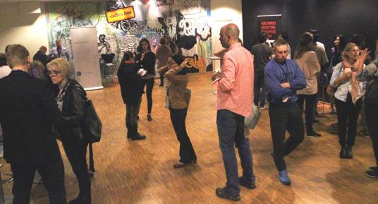 Deltagere på Starte og drive bedrift-dagen i Oslo